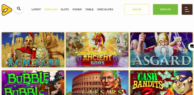 Pokies Selection at Aussie Play Casino