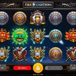 CasinoNic Review - Fire Lightning Slot by Bgaming