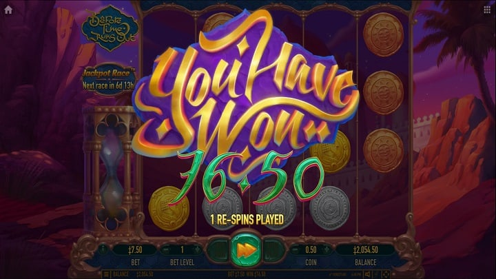 Before Time Runs Out - Pokie Game by Habanero