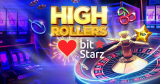 BitStarz is attracting more highrollers than ever, and here's why.